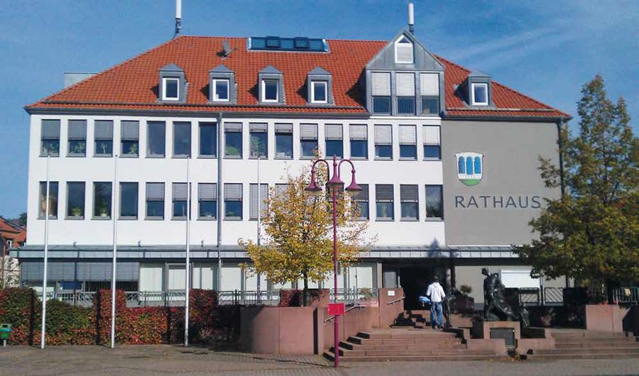 Kaufungen Rathaus