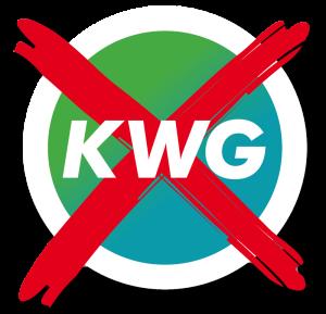 Kreuz machen bei KWG
